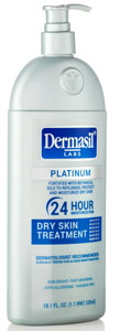 Dermasil Platinum Dry Skin Treatment