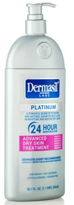 Dermasil Platinum Advanced Dry Skin Treatment
